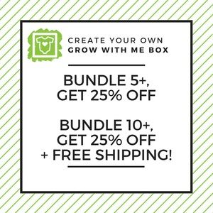 Other - Create your own grow with me box!